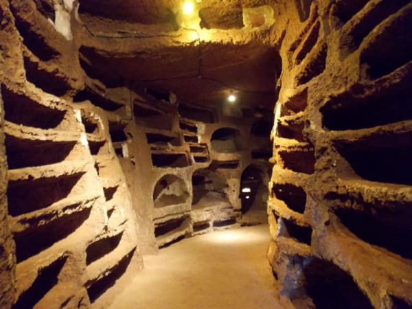 La Catacomba di Santa Savinilla
