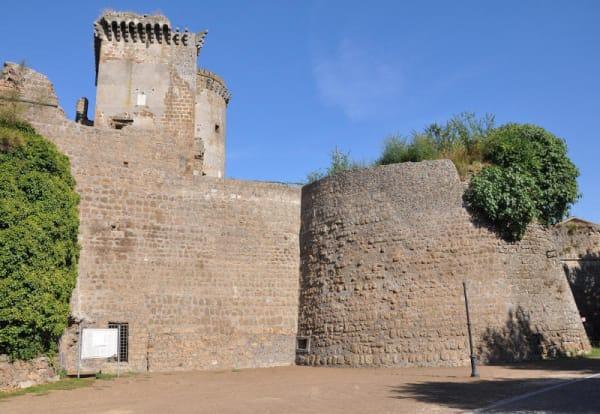 Visite guidate Rocca dei Borgia e Catacomba di Santa Savinilla