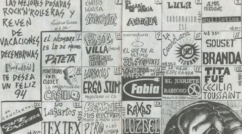 El Rock en México 1955 - 2010 en el MODO