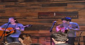 Image of HONEYSTONE Live @ Uncommon Ground