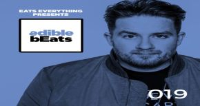 Image of EatsEverything - EB019 - edible bEats - with Eats Everything