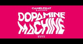 "Image of CamelPhat & Ali Love ""Dopamine Machine"""