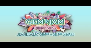 Image of 12th Annual Gem & Jam Festival