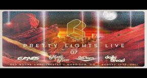 Image of Pretty Lights Live @ Red Rocks - Live Stream!