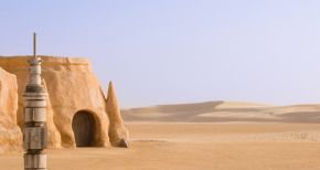 Image of Star Wars themed Tunisian Festival, Les Dunes Electroniques, releases aftermovie