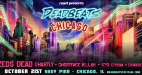 Image of Zeds Dead Set to play Chicago's Navy Pier on Upcoming Deadbeats Tour