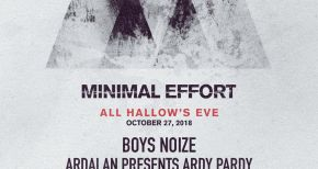 Image of Minimal Effort Returns For NYE With Stacked Lineup