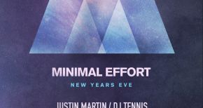 Image of Minimal Effort Announces Phase One Lineup Along with NYE Event Location