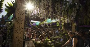 Image of All Day I Dream coming to NYC's New Venue, The Brooklyn Mirage