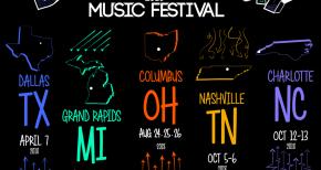 Image of Prime Social Group Releases Breakaway Music Festival Calendar 2018