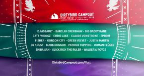 Image of Dirtybird Campout 2018 Lineup Unveiled!