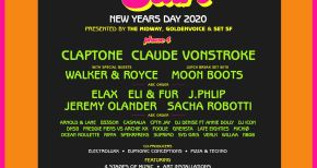 Image of Fresh Start 2020 @ The Midway SF - The Only Way To Kick Off The New Year