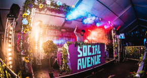 Image of Social Avenue Announce new Socially Distancing Line ups and Guidelines for October