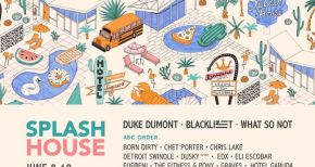 Image of Splash House 2018 Announces Lineup
