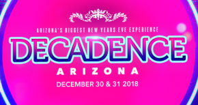 Image of Decadence Arizona Lineup Unveiled!