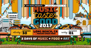 Image of Music Tastes Good Festival Lineup Announced & Tickets On-sale
