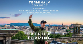 Image of Terminal V launch 'Connect' with Patrick Topping