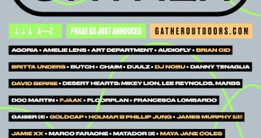 Image of Teksupport Announces Phase 2 Lineup for Inaugural Gather Festival