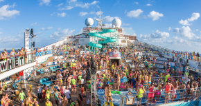 Image of Groove Cruise announce artist activity, Whet Foundation project and chance to win a free cruise