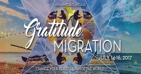 Image of Gratitude Migration Returns to hELLO Beach This Weekend!