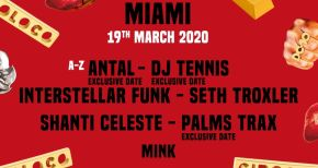 Image of Teksupport Teams Up With Circoloco for Miami Music Week Showcase