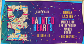Image of Desert Hearts' 'Haunted Hearts' is Only a Week Away in DTLA!