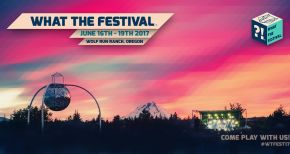 Image of What The Festival 2017 Ticket Giveaway