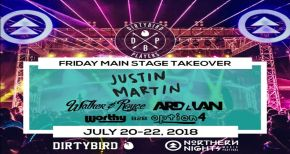 Image of Enter Dirtybird's Contest For a Northern Nights Ticket Giveaway