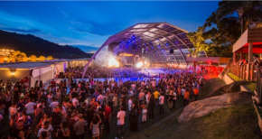 Image of BRAZIL'S LAROC OPEN AIR CLUB ANNOUNCES LINE UPS FOR THE START OF THE SOUTH AMERICAN SUMMER - SHARAM, LUCIANO, MATADOR, KOLSCH, BUTCH & MORE TO HEADLINE