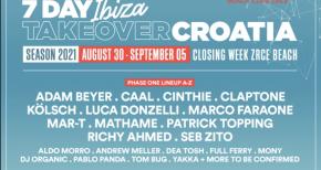 Image of Amnesia Announce Seven Day Ibiza Takeover in Croatia