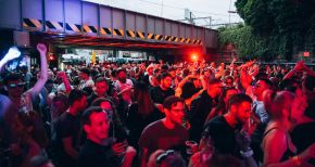 Image of Platform 18 announce online festival with Jackmaster and Fraz:ier on Saturday 4th July
