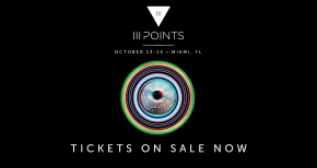 Image of III Points Lineup Revealed by Day!