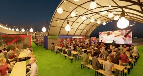 Image of First Look at North London's Largest Beer and Food Garden