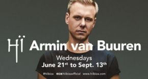 Image of HÏ IBIZA Welcomes U R with Armin van Buuren