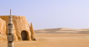 Image of Iconic Desert Festival returns to Tunisia's Star Wars location