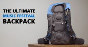 Image of Baserock Backpack Set to Make an Impact Like No Other on the Festival Scene