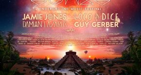 Image of Ocaso Music Festival Drops Phase 2 Lineup! Guy Gerber, Loco Dice and Damian Lazarus