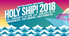 Image of Holy Ship! Lineups for 10.0 & 11.0 Have Been Released!