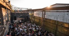 Image of MOTION BRISTOL ANNOUNCE LINE UP FOR THEIR FIRST EVER TWO DAY FESTIVAL EDITION OF YARD: OPEN AIR CLUB