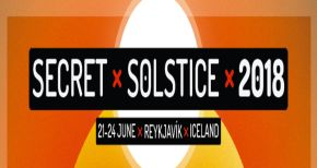 Image of Phase 2 of Secret Solstice 2018 Lineup Unveiled