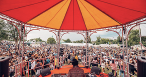 Image of  Cross The Tracks Festival Announces First Names for 2020 including Sister Sledge, Gilles Peterson, Shy One, Norman Jay and more