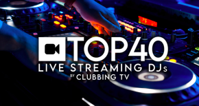 Image of Clubbing TV unveils its 2021 Top 40 Live Streaming DJs