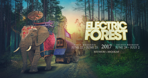 Image of Electric Forest Announces First Weekend Ticket Sale + Stage Schedules, Official App and Festival Map