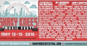 Image of Shaky Knees 2016