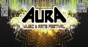 Image of Aura Music & Arts Festival 2016