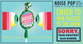 Image of Noise Pop Music Festival 2016