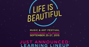 Image of Life is Beautiful Festival 2015