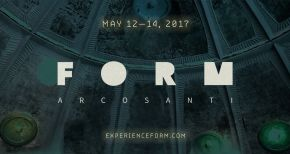 Image of FORM Arcosanti 2017