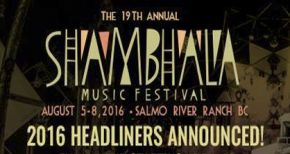 Image of Shambhala 2016