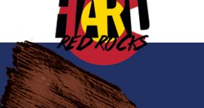 Image of HARD Red Rocks 2015